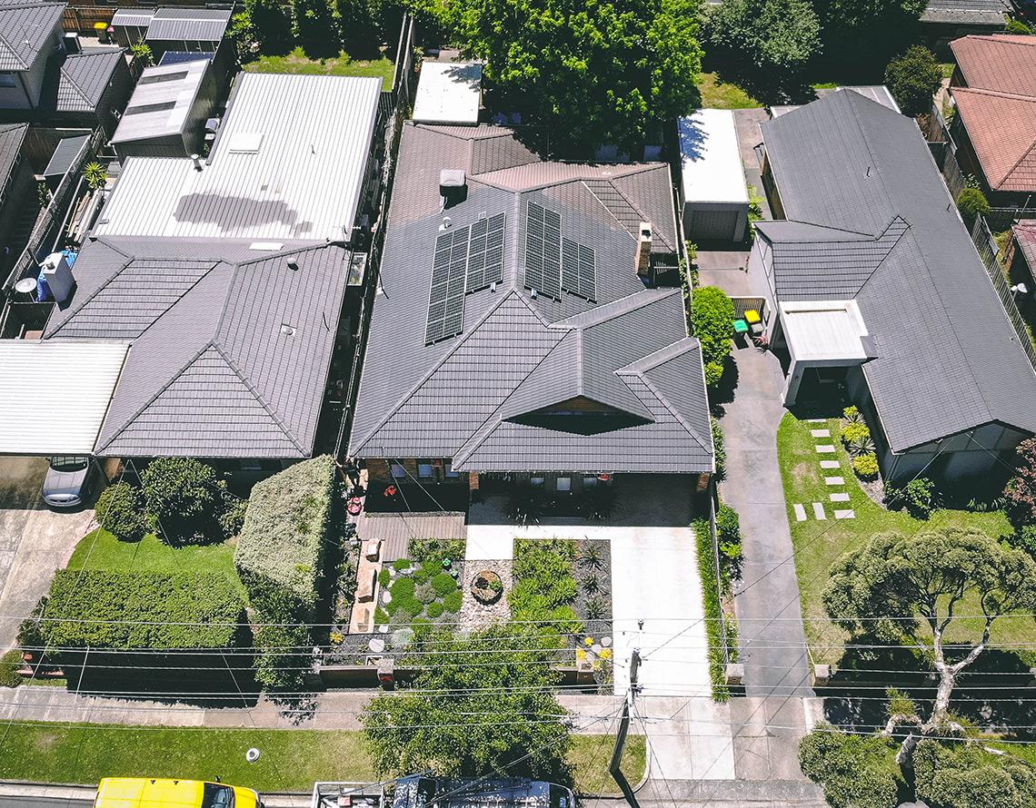 Paul B - Forrest Hill Residential Solar Install