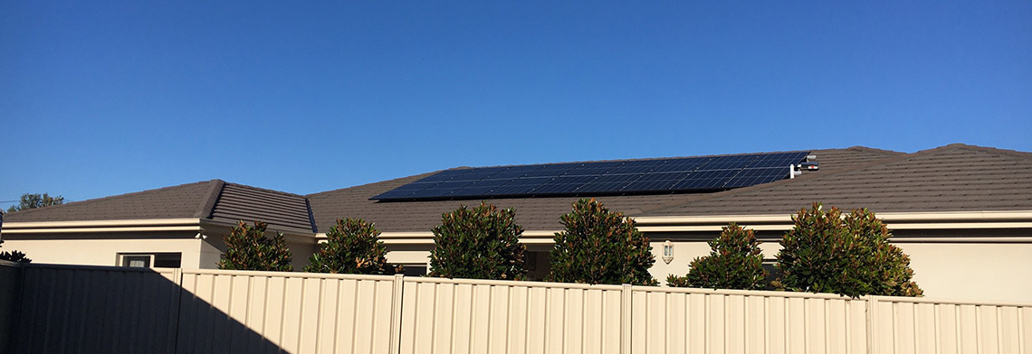 Colleen T Solar Install