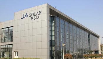 JA Solar R&D building