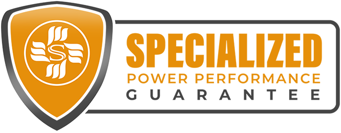 Specialized Power Performance Guarantee