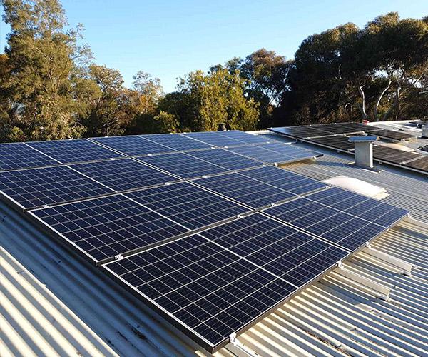 Residential Solar Install