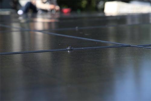 Solaria Solar Panel Detail