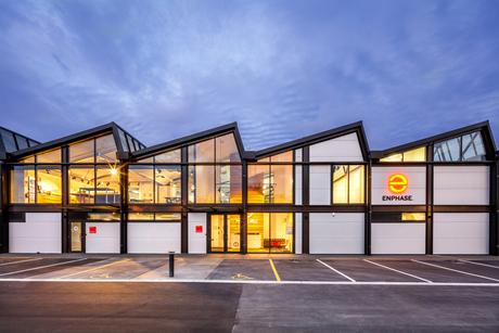 Enphase NZ R&D centre
